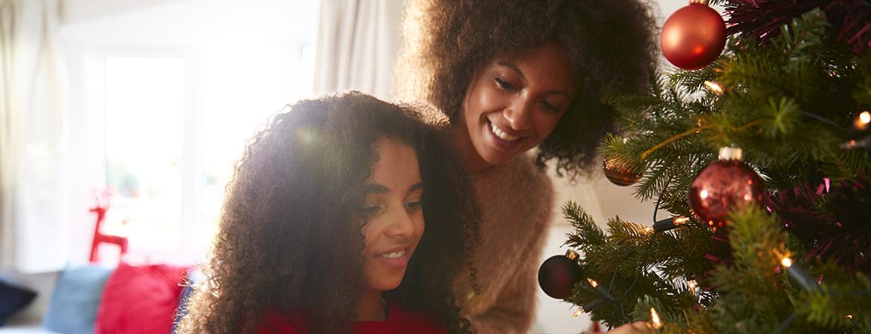 Christmas tree safety tips blog