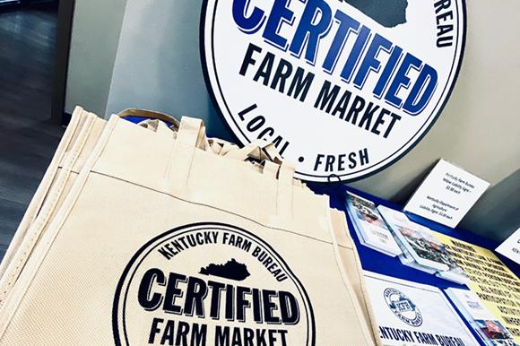 Certified Farm Market Flowers