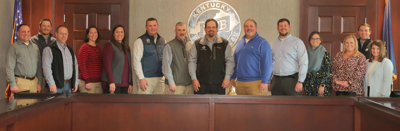 "Kentucky Farm Bureau's ""Generation Bridge"" Leadership Committee"