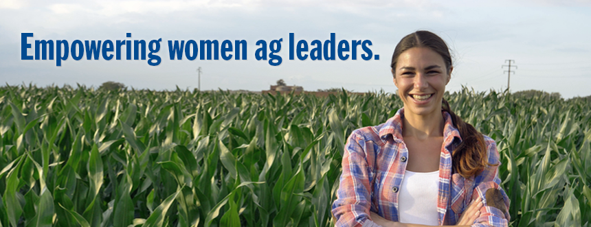 Women are involved in numerous programs at the state and county levels to bolster the effectiveness of Farm Bureau.