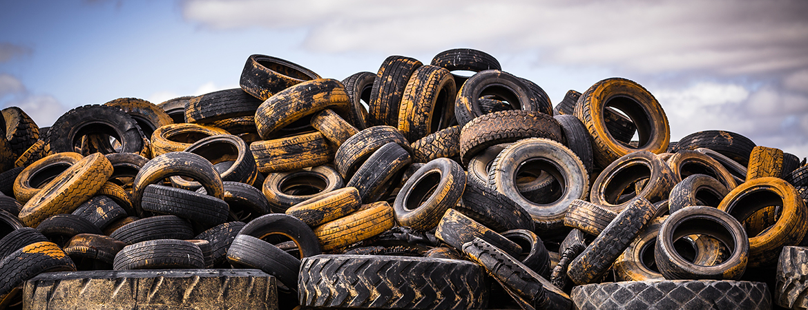 Why should you recycle your used tires? blog