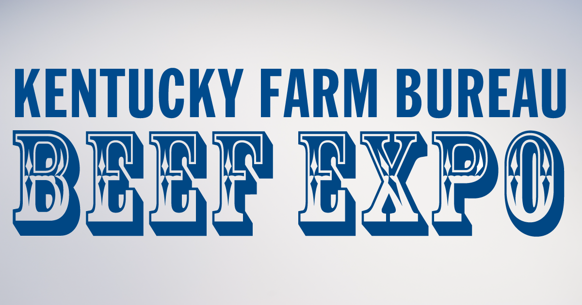 Kentucky Farm Bureau Beef Expo Given Green Light for 2021