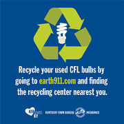 CFL bulb disposal tip 2