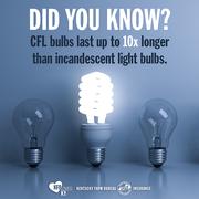 CFL bulb disposal tip 1