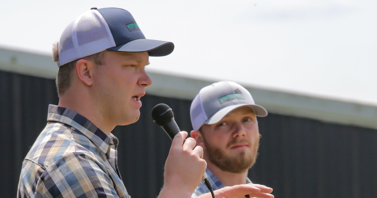 Candid Conversation | Peterson Farm Brothers