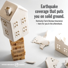 Kentucky earthquake insurance tip 1