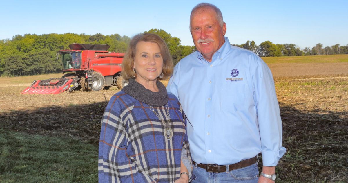 Wesley Parker Honored as the Kentucky Farm Bureau 'Farmer of the Year'
