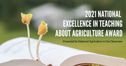 Madisonville Teacher Selected for the 2021 National Excellence in Teaching About Agriculture Award