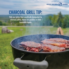 Grill safety tip 1