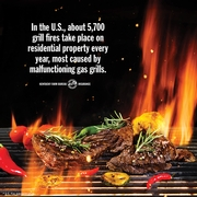 Grill safety tip 3
