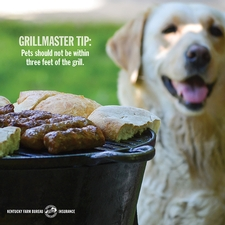 Grill safety tip 2