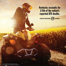 ATV safety tip