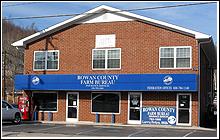 Rowan County - West Main Agency