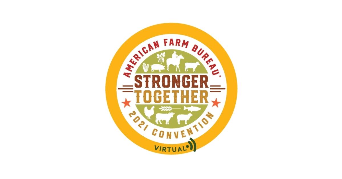 American Farm Bureau Virtual Convention Kicks Off
