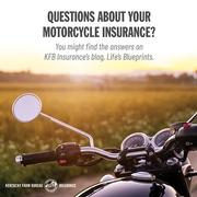 Motorcycle insurance FAQ - KFB blog