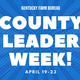 County Leader Week:  A Time to Recognize and Encourage Local Volunteer Leaders