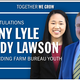 Ginny Lyle and Brady Lawson Win Outstanding Farm Bureau Youth Contest