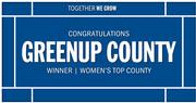 """Greenup County Named Kentucky Farm Bureau """"Women's Top County"""""""