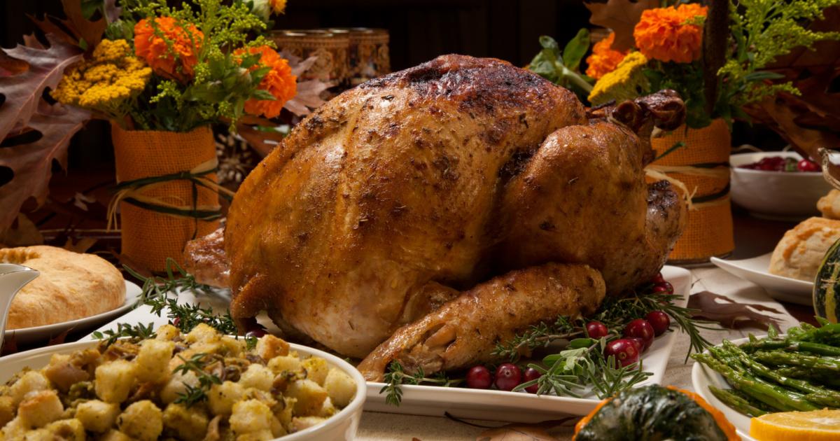 Farm Bureau Survey | Thanksgiving Dinner Cost Down 4%