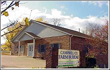 Campbell County - Alexandria Agency