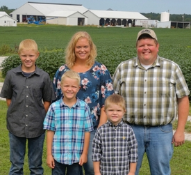 Outstanding Young Farm Family