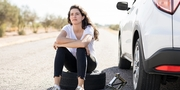5 ways to avoid road trip kryptonite: a flat tire