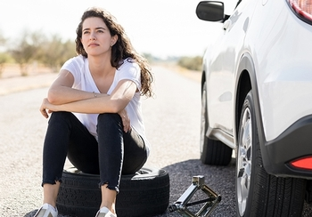 5 ways to avoid road trip kryptonite: a flat tire