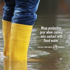 Tips for recovering after a flood