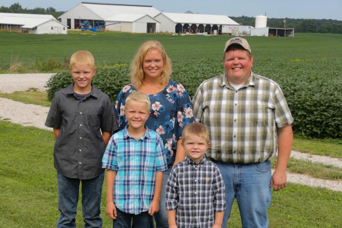 Kentucky Family Wins Top Honor from American Farm Bureau Federation
