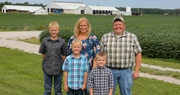 Caleb and Leanne Ragland of LaRue County Named Kentucky Farm Bureau's Outstanding Young Farm Family