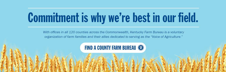 Kfb Voice Of Ky Ag Big On Commitment Kentucky Farm Bureau